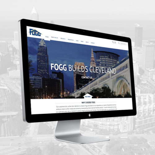 real estate website design cleveland ohio