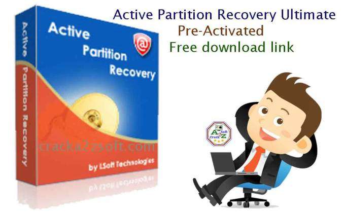 Active Partition Recovery Ultimate