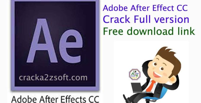 Adobe After Effects free download crack