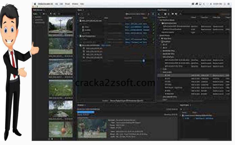 Adobe Media Encoder Crack 2020