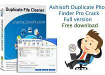 Ashisoft Duplicate Photo Finder Pro
