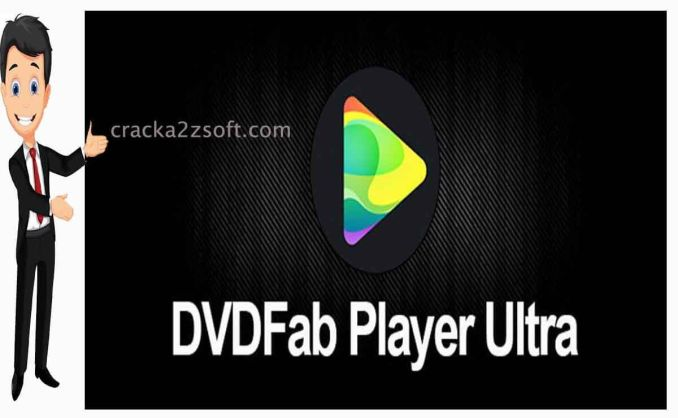 DVDFab Player Ultra screen