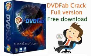 DVDFab All-in-One Crack
