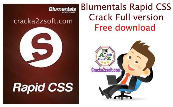 Blumentals Rapid CSS 2020