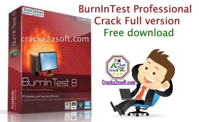 BurnInTest Professional Portable