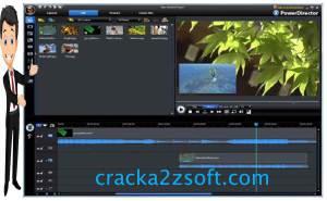 CyberLink PowerDirector Ultimate 19 crack screenshot