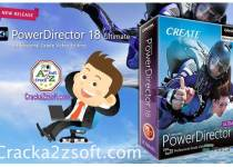 CyberLink PowerDirector Ultimate 18 crack