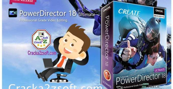 CyberLink PowerDirector Ultimate 18 crack