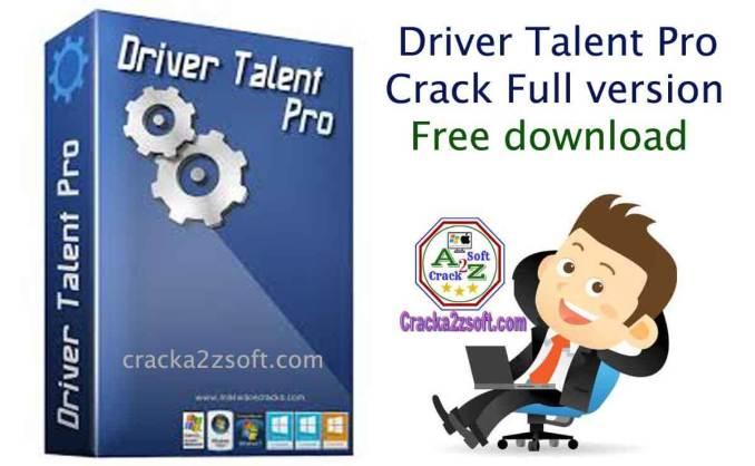 Driver Talent Pro key