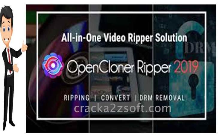 OpenCloner crack screen