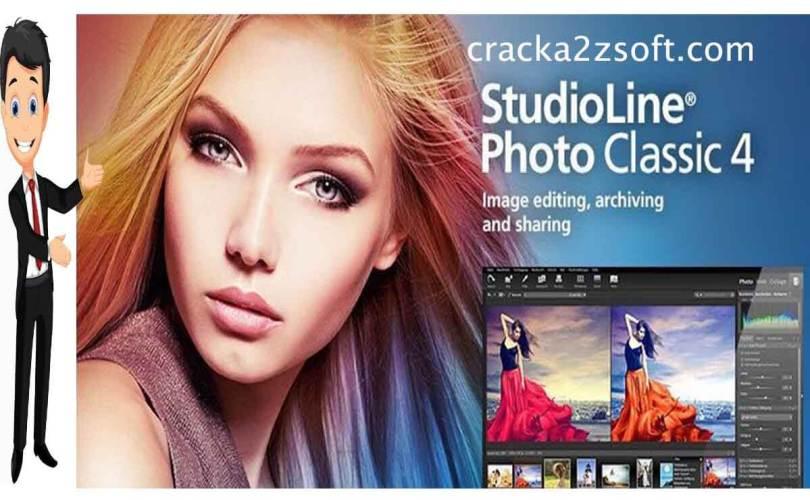StudioLine Photo Classic screen