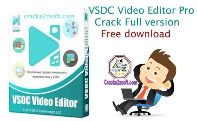 Vsdc Video Editor Pro License Key V6 4 1 63 Full Newest