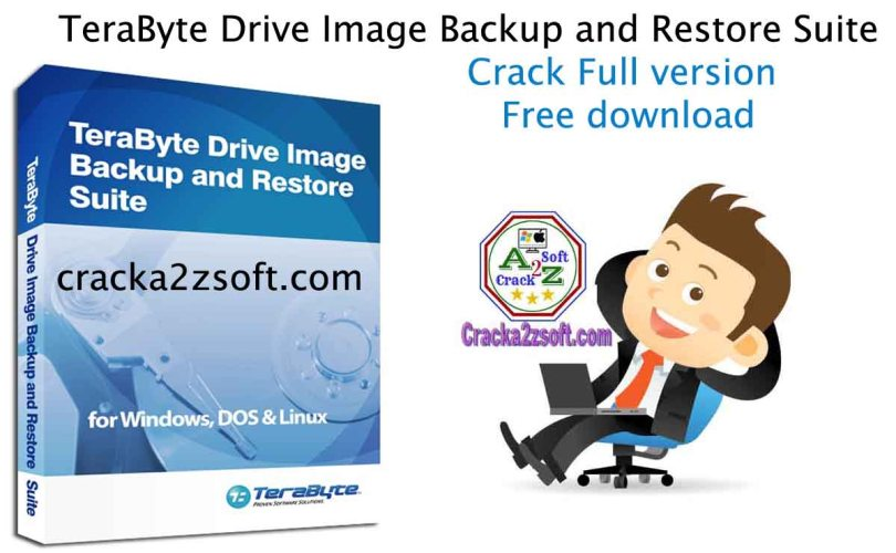 TeraByte Drive Image Backup and Restore Suite crack