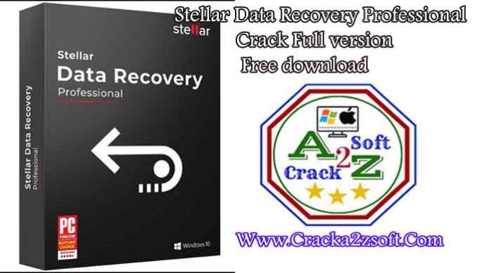 Stellar Data Recovery Professional Crack