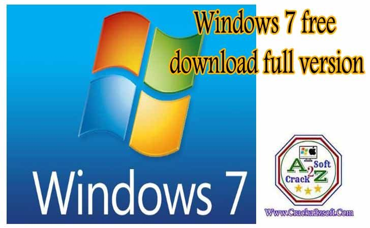 Windows 7 download free full version