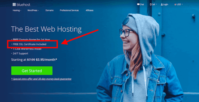 bluehost-free-ssl-certificate