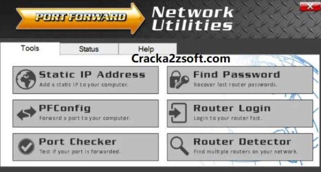 PortForward Network Utilities Crack 2021