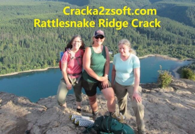 Rattlesnake Ridge Crack