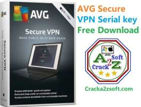 AVG Secure VPN Serial key 2021