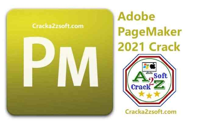 Adobe PageMaker 2021 Crack