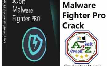 Iobit Malware Fighter Pro Crack 2021