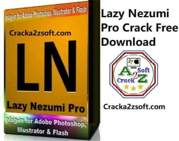 Lazy Nezumi Pro Crack 2021