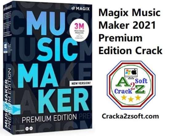 Magix Music Maker 2021 Premium Edition Crack