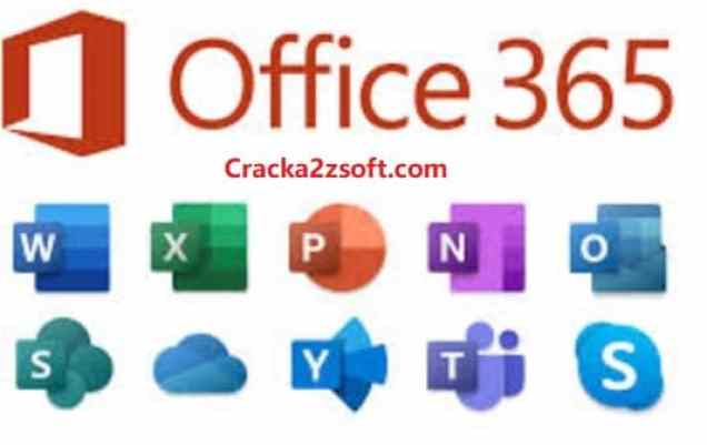 Microsoft Office 365 Crack screen