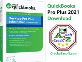 QuickBooks Pro Plus 2021 Download