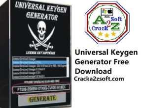 Universal Keygen Generator 2021 Crack