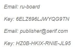 Affinity Publisher Keygen