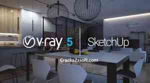 VRay 5 For SketchUp Crack
