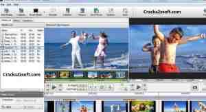 NCH VideoPad Video Editor Crack screenshot