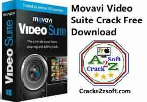 Movavi Video Suite 2021 Crack