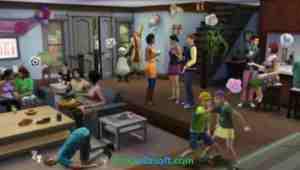 The Sims 4 Crack screenshot