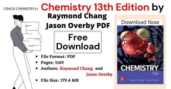 chemistry 13th edition by raymond chang and jason overby pdf