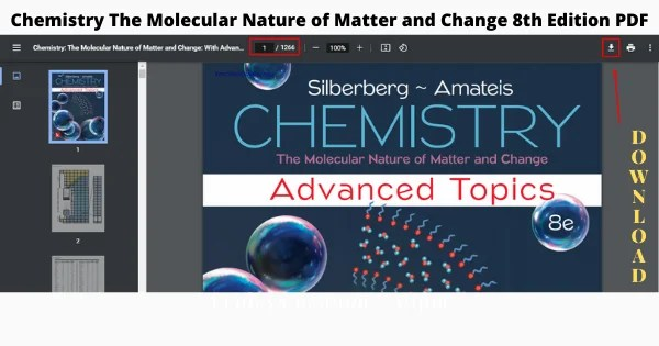 silberberg chemistry 8th edition pdf, chemistry the molecular nature of matter and change 8th edition pdf
