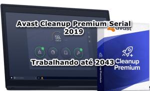 avast cleanup premium serial 2019