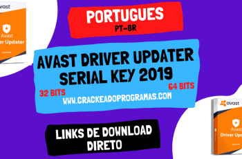 Avast Driver Updater Serial Key 2019