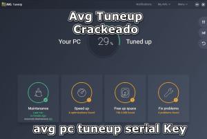 Avg Tuneup Crackeado