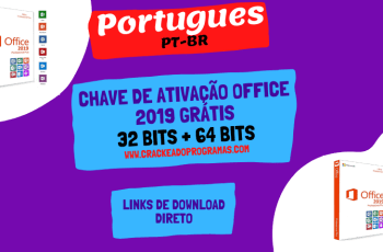 Chave De Ativação Office 2019 Grátis