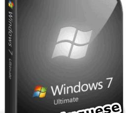 Windows 7 Ultimate 64 Bits ISO