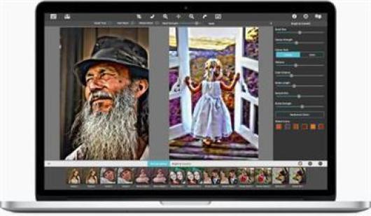 JixiPix Portrait Painter 1.33