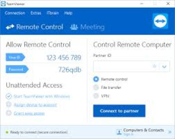 TeamViewer 12.0.77242 Crack With Keygen for windows Free Download