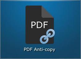PDF Anti-Copy 1.0.6 Crack + Portable Full Free Download