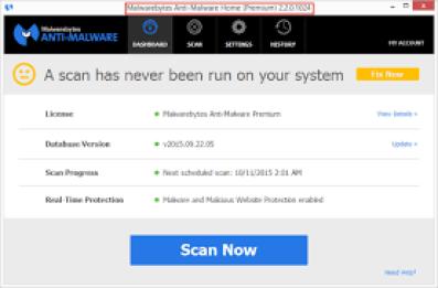 Malwarebytes Anti-Malware 3.2.0 Crack Primium Serial Key Free Download