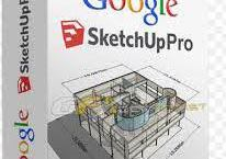 Google SketchUp Pro 2018 Crack + Serial Key Full Free Download