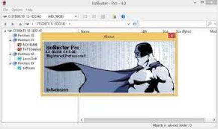 IsoBuster 4.0 Crack Patch + Keygen Free Download(Latest)