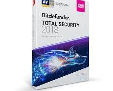 BitDefender Total Security 2018 Crack With License Key Free Download