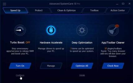 Advanced SystemCare Pro 10.5.0.869 Crack With serial key Free Download